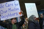 Muslims March on White House to End Discriminatory Registry