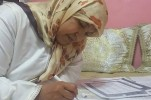 Illiterate Moroccan Women Learn to Write Quran