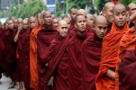 Buddhists Disrupt Muslim Ceremony in Myanmar
