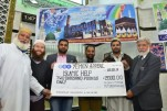 Mosque Helps Yemen Victims