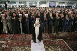 Eid al-Fitr Prayers at Imam Khomeini (RA) Mosalla