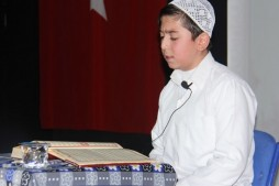 Quran Contest for School Students Held in Turkey