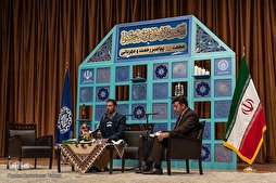Iranian Students Quran Festival Concludes