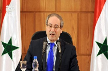 Faisal Mekdad Appointed Syria's Foreign Minister