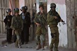 Zionist Forces Detain Five Palestinians in West Bank