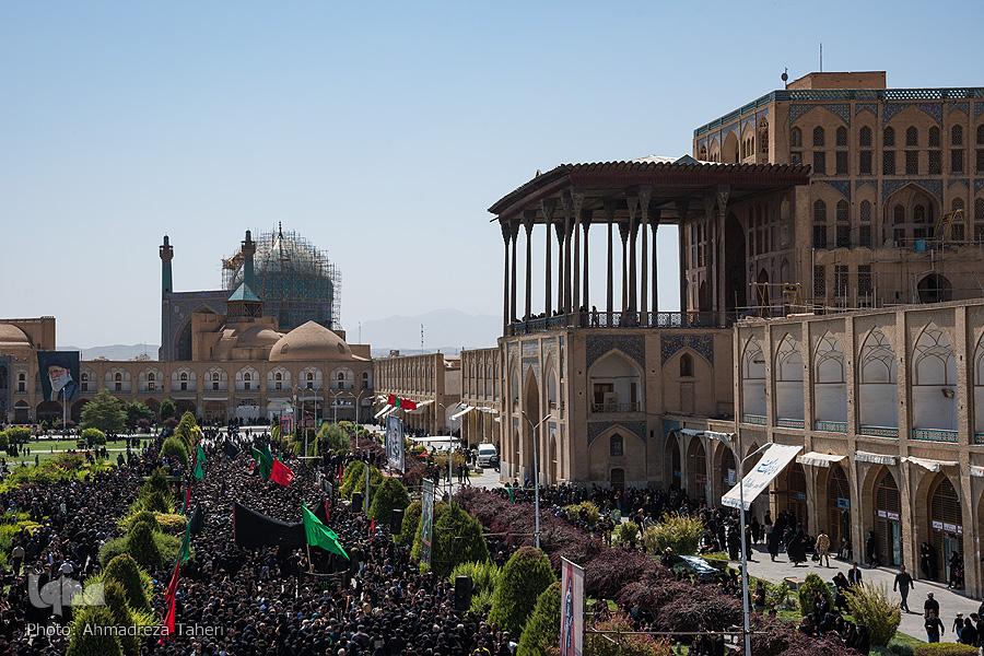 عاشورای حسینی در اصفهان