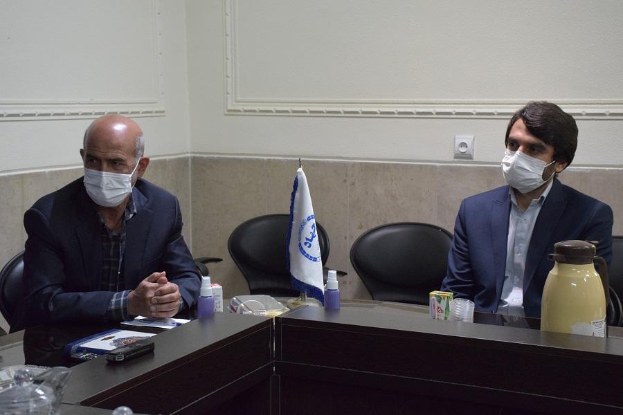 رئیس دانشگاه فرهنگیان اصفهان از معاونت فرهنگی جهاد و ایکنا و ایسنا بازدید کرد